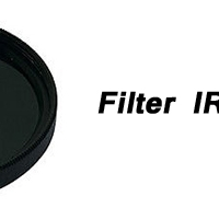 Filter IR Infrared Red 720nm R72 X-Ray
