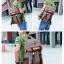 กระเป๋า Backpack Leisure Canvas thumbnail 22