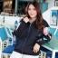 [พรีออเดอร์] เสื้อกันหนาวแฟชั่นเกาหลี ฮู๊ดแขนยาว ไซส์ใหญ่ สำหรับสาวอ้วนวัยทีน สุดชีค - [Preorder] Women Korean Hitz New Hood Long-Sleeved Large Size Sweater thumbnail 1