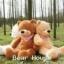 ตุ๊กตาหมีง่วง ขนาด 1.6 เมตร thumbnail 1