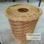 ตัวอย่าง ตะกร้าขยะหวายแท้ ถังขยะหวายแท้ thumbnail 10