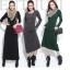 **พรีออเดอร์** ชุดเดรสผู้หญิงแฟชั่นยุโรปใหม่ แขนยาว แบบเก๋ เท่ห์ / **Preorder** New European Fashion Round Neck Long-Sleeved Dress thumbnail 1