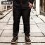 [พรีออเดอร์] กางเกงแฟชั่นเกาหลีผู้ชายไซต์ใหญ่ size 36 - 46 ขายาว ใส่กันหนาว เนื้อหนานุ่ม - [Preorder] Plus size Men ฺKorean Hitz size 36 - 46 Long Warm Trousers thumbnail 1