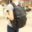กระเป๋า MOYYI CANVAS คุณภาพดี ( สีดำ ) thumbnail 1