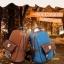 BEIBAOBAO Back packของแท้ (กระเป๋าเป้ สะพายหลัง) BA013 สีน้ำตาลเข้ม พร้อมส่ง thumbnail 16