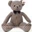 ตุ๊กตาหมีลายสก็อต thumbnail 4