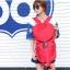 กระเป๋าเป้ Fashion full color backpack thumbnail 1