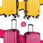 กระเป๋าเดินทางล้อลาก Strong Zosed Luggage thumbnail 17