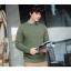 พรีออเดอร์ เสื้อกันหนาวไหมพรมแฟชั่นอเมริกา และยุโรปสไตล์ สำหรับผู้ชาย แขนยาว เก๋ เท่ห์ - Preorder Men American and European Hitz Style Slim Long-sleeved Sweater สำเนา thumbnail 3