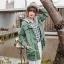 [พรีออเดอร์] เสื้้อกันหนาวพร้อมฮู๊ด แฟชั่นเกาหลีใหม่ สำหรับผู้หญิงไซส์ใหญ่ - [Preorder] New Korean Fashion Autumn Shirt for Large Size Woman thumbnail 1