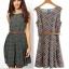 [พรีออเดอร์] ชุดเดรสผู้หญิงแฟชั่นยุโรปใหม่ แขนกุด ลายสก็อต แบบเก๋ เท่ห์ - [Preorder] New European Fashion Slim Plaid Sleeveless Dress thumbnail 1