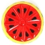 ห่วงยางเล่นน้ำแฟนซี แพยางเป่าลม แตงโม Watermelon thumbnail 1