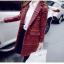 พรีออเดอร์ เสื้อโค้ทกันหนาวแฟชั่นเกาหลี ไซส์ใหญ่ แขนยาว - Preorder Plus Size Women Korean Hitz Long Long-sleeved Female Winter Coat thumbnail 1