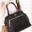 Anello Shoulder Bag กระเป๋าถือ/คล้องไหล่ สี Black thumbnail 1