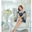 [พรีออเดอร์] ชุดเดรสชีฟองผู้หญิงแฟชั่นเกาหลีใหม่ คอตุ๊กตา ปกและชายกระโปรงลูกไม้ แบบเก๋ เท่ห์ - [Preorder] New Korean Fashion Slim Chiffon Lace Doll Collar Short-sleeved Dress thumbnail 1
