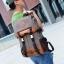กระเป๋า Backpack Leisure Canvas thumbnail 17