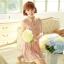 [พรีออเดอร์] เสื้อเดรสแฟชั่นเกาหลี แบรนด์ Kaven Dream สวยหวาน แขนกุด ลายจุด - [Preorder] Women Korean Hitz Kaven Dream Brand Sweet Slim Sleeveless Dress thumbnail 1