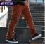 [พรีออเดอร์] กางเกงแฟชั่นเกาหลีผู้ชายไซต์ใหญ่ size 34 - 48 ขายาว - [Preorder] Plus size Men ฺKorean Hitz size 34 - 48 Long Trousers thumbnail 1