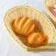 ถาดหวายเทียม ถาดหวายทรงรี ถาดหวายใส่ขนมปัง thumbnail 2