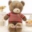 ตุ๊กตาหมีชุดกันหนาว ขนาด 0.8 เมตร thumbnail 2
