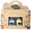 sati สีทาเล็บปลอดสารพิษสำหรับเด็กสูตรน้ำ สีฟ้ามุก-เหลืองมุก (Pastel Blue & Yellow) thumbnail 1