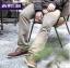 [พรีออเดอร์] กางเกงแฟชั่นเกาหลีผู้ชายไซต์ใหญ่ size 38 - 50 ขายาว - [Preorder] Plus size Men ฺKorean Hitz size 38 - 50 Long Trousers thumbnail 1