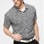 พรีออเดอร์ เสื้อเชิ้ตแฟชั่นเกาหลีสำหรับผู้ชาย ไซต์ปกติ และไซต์ใหญ่ แขนสั้น เก๋ เท่ห์ - Preorder Regular Size and Large Size for Men Korean Hitz Slim Short-sleeved Shirt thumbnail 1