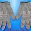 ถุงมือผ้าฝ้ายสีเทา 6 ขีด (600 กรัม) thumbnail 2