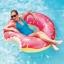ห่วงยางเล่นน้ําแฟนซีโดนัสยักษ์ สีชมพู size 120 cm. thumbnail 2
