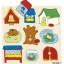 HIDDEN SURPRISE PUZZLES - ปริศนาภาพซ่อน (ANIMALS HOMES - บ้านของสัตว์ต่างๆ) thumbnail 1