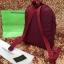 """กระเป๋าเป้แฟชั่น สไตล์ longchamp 12"""" วัสดุผ้าไนล่อนหน้ามันอย่างดี มีช่อง กระเป๋าหน้า สายไนล่อนปรับได้ งานสวยพรีเมียม thumbnail 3"""