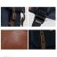 Back pack(กระเป๋าเป้ สะพายหลัง) BA005 สีน้ำเงิน พร้อมส่ง thumbnail 15