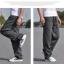 [พร้อมส่ง] กางเกงออกกำลังกาย ขายาว สำหรับผู้ชายไซส์ใหญ่่ 3XL - [In Stock] Sport Long-legged Pants for Large Size Men 3XL thumbnail 2