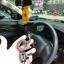 ขายึดกล้องติดรถยนต์สำหรับ Xiaomi Yi Car Camera กับก้านกระจกมองหลัง แบบมีแกนกลาง thumbnail 4