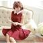 [พรีออเดอร์] เสื้อเดรสแฟชั่นเกาหลี แบรนด์ Kaven Dream สวยหวาน แขนกุด - [Preorder] Women Korean Hitz Kaven Dream Brand Sweet Sleeveless Dress thumbnail 1