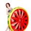 ห่วงยางเล่นน้ำแฟนซี แพยางเป่าลม แตงโม Watermelon thumbnail 3