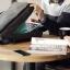 Xiaomi Urban Life style Backpack - กระเป๋าเป้สะพายหลังเซี่ยวมี่ เออร์เบิน ไลฟ์สไตล์ (สีเทาดำ) thumbnail 12
