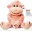 ตุ๊กตาลิงน้อยสีชมพูชีสเค้ก thumbnail 1