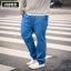 [พรีออเดอร์] กางเกงแฟชั่นเกาหลีผู้ชายไซต์ใหญ่ size 36 - 46 ขายาว - [Preorder] Plus size Men ฺKorean Hitz size 36 - 46 Long Trousers thumbnail 1