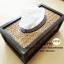 กล่องทิชชูไม้ไผ่สาน กล่องทิชชูไม้ thumbnail 1
