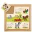 FARMYARD ANIMAL PUZZLES - ภาพต่อสัตว์ในฟาร์ม thumbnail 1