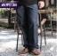 [พรีออเดอร์] กางเกงแฟชั่นเกาหลีผู้ชายไซต์ใหญ่ size 38 - 48 ขายาว - [Preorder] Plus size Men ฺKorean Hitz size 38 - 48 Long Trousers thumbnail 1