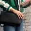 กระเป๋าแฟชั่น คลัทช์ ดีไซน์เรียบเก๋ หนัง PU อย่างดี เดินเส้นด้านหน้า ฝากระเป๋าล็อกแม่เหล็ก ปากกระเป๋าด้านในซิป 2 ชั้น ช่องเล็กใหญ่ใช้ สะดวก มีสายคล้องมือและสายยาวสะพายข้าง ใช้ออกงานดินเนอร์ หรือ ปาตี้ก็เก๋ Size 0.5 x 11 x 6 นิ้ว มี 5 สี ดำ กากี แดง เทา เข thumbnail 1