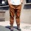 [พรีออเดอร์] กางเกงแฟชั่นเกาหลีผู้ชายไซต์ใหญ่ 2XL - 6XL ขายาว - [Preorder] Plus size Men ฺKorean Hitz 2XL - 6XL Long Trousers thumbnail 1