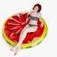 ห่วงยางเล่นน้ำแฟนซี แพยางเป่าลม แตงโม Watermelon thumbnail 2