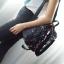 กระเป๋าเป้ สไตล์ Valentino Garavani nylon cismo backpack สุดเท่ห์ ตัวกระเป๋า ทำจากผ้าไนล่อนอย่างหนากันน้ำกันลมได้ดี งานสกรีนชัดสวยลายกาแลคซี่สุด เทนรด์ ที่สำคัญมีสายสะพายข้างแถมอีกเส้นด้วย คือสะพายได้ทั้งเป็นเป้ ถือ และ สะพายข้าง คุ้มจริงๆ ช่องใส่ของด้านใ thumbnail 8