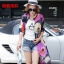 [พรีออเดอร์] เสื้้อเดรสคลุมแฟชั่นเกาหลีใหม่ สำหรับผู้หญิงไซส์ใหญ่ - [Preorder] New Korean Fashion Dress for Large Size Woman thumbnail 4