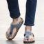พรีออเดอร์ รองเท้าแตะหนัง PU เบอร์ 44-48 แฟชั่นเกาหลีสำหรับผู้ชายไซส์ใหญ่ เก๋ เท่ห์ - Preorder Large Size Men Korean Hitz Sandal thumbnail 4
