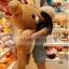 ตุ๊กตาหมีคุมะสีชาเย็น ขนาด 0.80 เมตร thumbnail 1