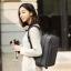 Xiaomi Urban Life style Backpack - กระเป๋าเป้สะพายหลังเซี่ยวมี่ เออร์เบิน ไลฟ์สไตล์ (สีเทาดำ) thumbnail 9